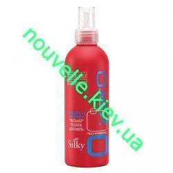 Средства для укладки и блеска волос Silky Спрей для объёма и блеска волос 200 мл.