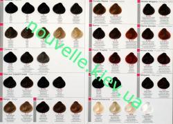 Краска для волос  Nouvelle Безаммиачная палитра красок Nouvelle Lively (53 цвета)