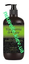 Macadamia de Luxe(Канада) Macadamia de luxe Шампунь с маслом макадамии 300 мл.