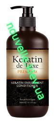 Keratin de Luxe Keratin de Luxe Кондиционер восстанавливающий для волос с кератином 300 мл.