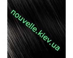 Nouvelle Lively Безаммиачная краска для волос 100 мл (50 оттенков) Nouvelle 1-Черный