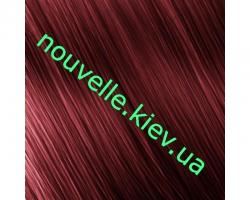 Nouvelle Touch Безаммиачная краска для волос 60 мл (40 оттенков) Nouvelle 5.66-Красный рубин