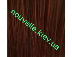 Nouvelle Touch Безаммиачная краска для волос 60 мл (40 оттенков) Nouvelle 6.64-Пламенно-красный