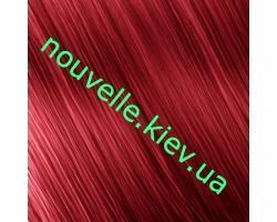 Nouvelle Touch Безаммиачная краска для волос 60 мл (40 оттенков) Nouvelle 7.66-Огненно красный