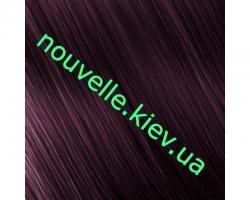 Nouvelle Touch Безаммиачная краска для волос 60 мл (40 оттенков) Nouvelle 2.20-Брюнет с Фиолетовым Отливом