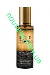 Argan de Luxe Argan de Luxe Масло аргановое для волос и тела 100 мл
