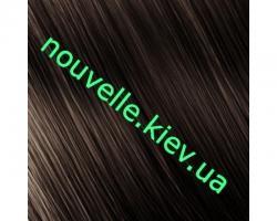 Nouvelle Lively Безаммиачная краска для волос 100 мл (50 оттенков) Nouvelle 3-Темно-коричневый