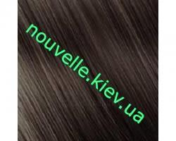 Nouvelle Lively Безаммиачная краска для волос 100 мл (50 оттенков) Nouvelle 4.1-Пепельно-каштановый