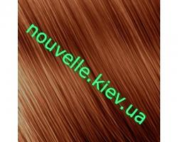 Nouvelle Lively Безаммиачная краска для волос 100 мл (50 оттенков) Nouvelle 7.4-Медно-русый