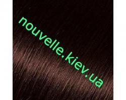 Nouvelle Lively Безаммиачная краска для волос 100 мл (50 оттенков) Nouvelle 4.5-Каштановый махагон