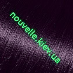 Nouvelle Lively Безаммиачная краска для волос 100 мл (50 оттенков) Nouvelle 6.22-Темно-русый фиолетовый